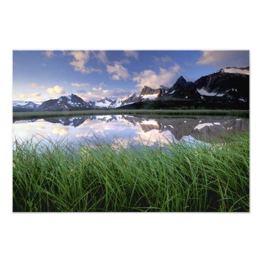 Na, Kanada, Alberta, Tonquin Tal. Jaspis Photographie