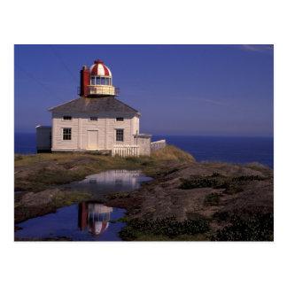 Na, Kanada, Neufundland, Kap-Stange. Altes Kap Postkarte