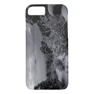 Nach den Schneefällen iPhone 7 Hülle