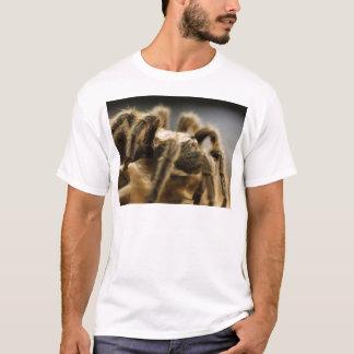 Nachdenkliche Spinne - Tarantula-Kunst-Bild 8 T-Shirt