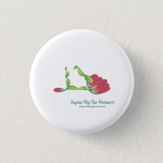 (Nachlässiges kleiner runder Knopf der große Runder Button 3,2 Cm