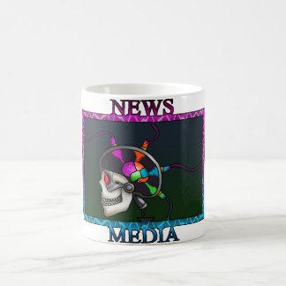 Nachrichten-Schale Kaffeetasse