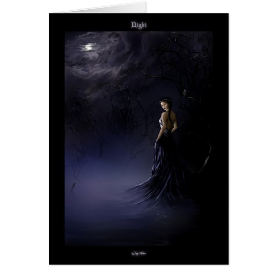Nacht - Karte