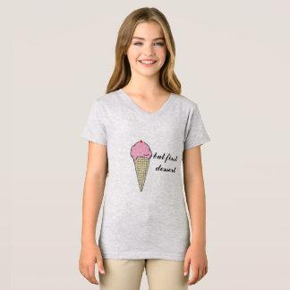Nachtisch-T - Shirt