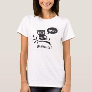 Nachtleben der Liebe-NY T-Shirt