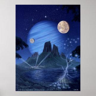 Nachtleben Poster