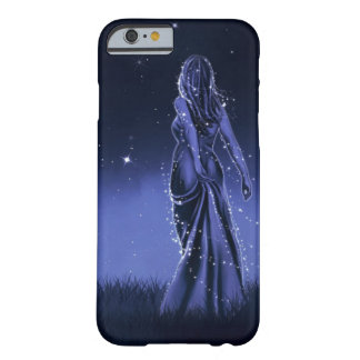 Nachtprinzessin Fantasy Illustration Barely There iPhone 6 Hülle