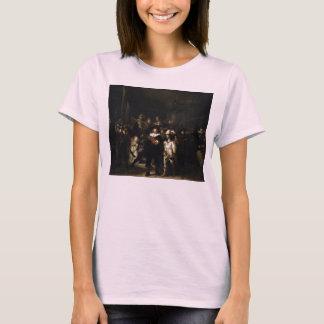 Nachtwache durch Rembrandt T-Shirt
