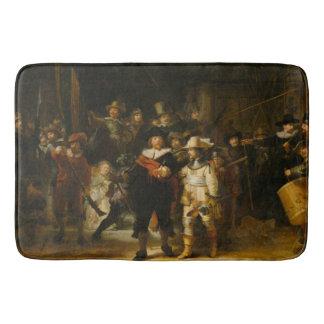 Nachtwache nightwatch nachtwacht Rembrandt Badematte
