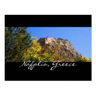 Nafplio Griechenland Postkarte