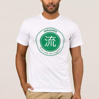 nagare brasilianisches jiu jitsu T-Shirt
