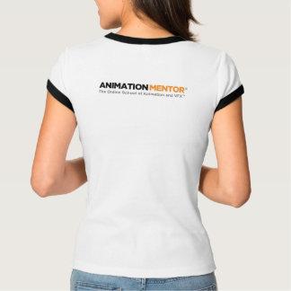 Nageln Sie auf der Wecker-T-Stück der Frauen - T-Shirt