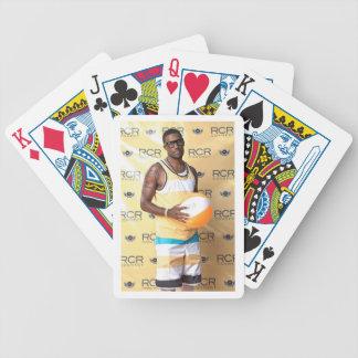 Nagelneue exklusive Spielkarten nach Maß