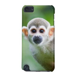 Nahaufnahme eines gemeinen Eichhörnchen-Affen iPod Touch 5G Hülle