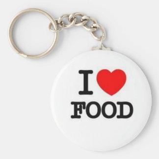 Nahrung ist Leben Schlüsselanhänger