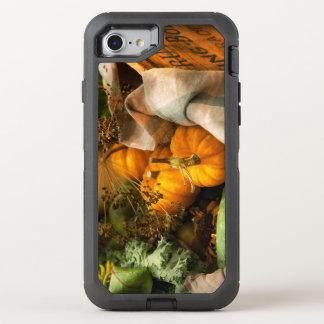 Nahrung - Kürbis - Sommer-Stillleben OtterBox Defender iPhone 8/7 Hülle