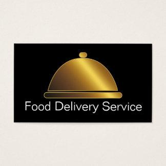 NahrungsmittelDienstleistungsunternehmen-Karten Visitenkarte