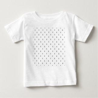 Nahtlose Beschaffenheit des Ankers Baby T-shirt