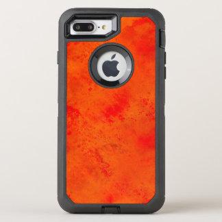 Nahtloser Beschaffenheits-Hintergrund-abstraktes OtterBox Defender iPhone 8 Plus/7 Plus Hülle