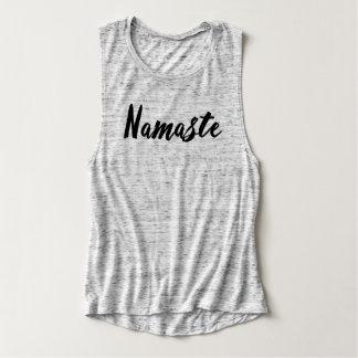 Namaste Damen-Trägershirt Tank Top
