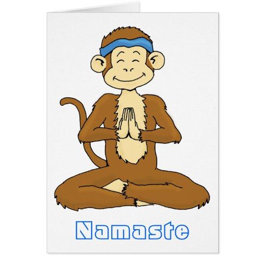 Namaste Karte