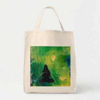 Namaste Lebensmittelgeschäft-Tasche Tragetasche