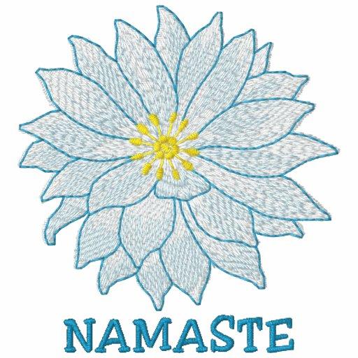 Namaste stickte den T - Shirt der Frauen