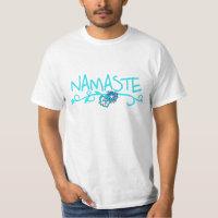 Namaste Yoga-T-Shirt für Männer