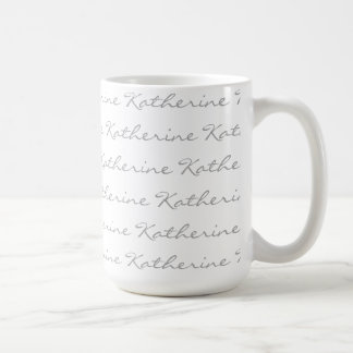 Name-Tasse Kaffeetasse
