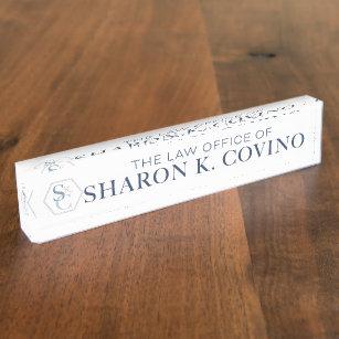 Namensschild Namensplakette