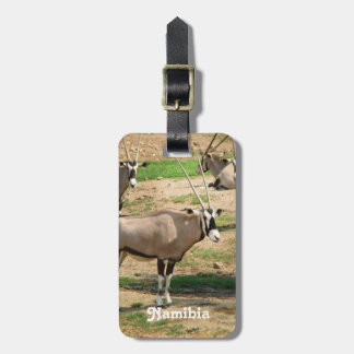 Namibia Kofferanhängern