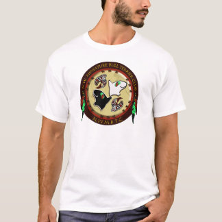 Nanowatt-MiniaturBullterrierlogo photoshop 300 dpi T-Shirt