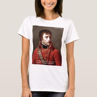 "Napoleon ""1000 Wort-"" T-Shirts, Tassen, Karten, T-Shirt"