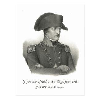Napoleon Bonaparte Postkarte