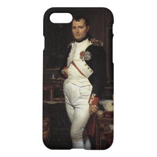 Napoleon in seiner Studie iPhone 7 Hülle