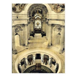 Napoleons Grab, Klassiker Photochrom Paris, Postkarte