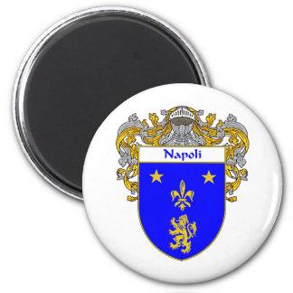 Napoli Wappen (überzogen) Kühlschrankmagnete