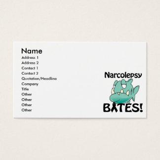 Narcolepsy BISSE Visitenkarte