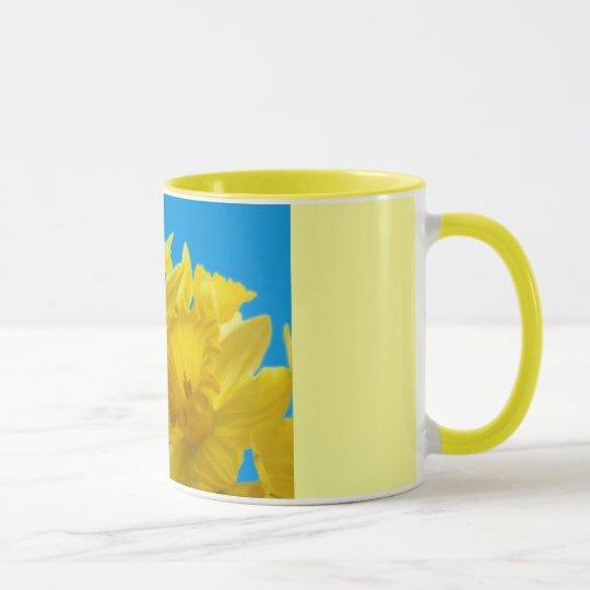 Narzissen-Tage Tasse