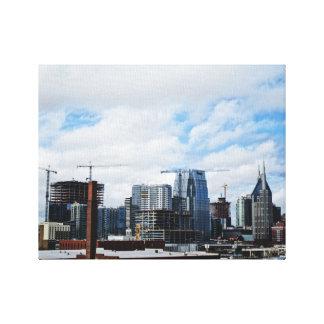 Nashville Leinwanddruck