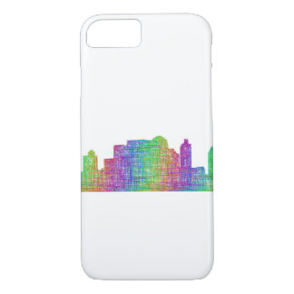 Nashville-Skyline iPhone 8/7 Hülle
