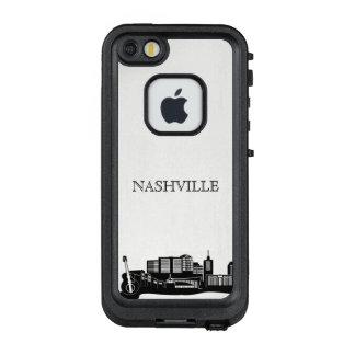 Nashville-Skyline-Telefon-Kasten LifeProof FRÄ' iPhone SE/5/5s Hülle
