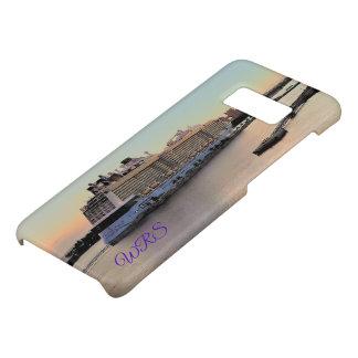Nassau-Tagesanbruch mit dem Kreuzfahrt-Schiff mit Case-Mate Samsung Galaxy S8 Hülle