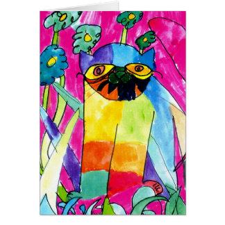 Nasse Katze • Trevor Nielsen, altern 8 - Karte