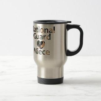 Nationaler Schutz-Nichten-Herz-Camouflage Reisebecher