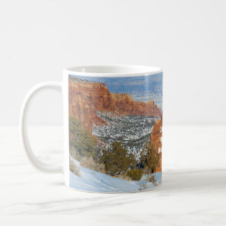 Nationales Monument Colorados Kaffeetasse