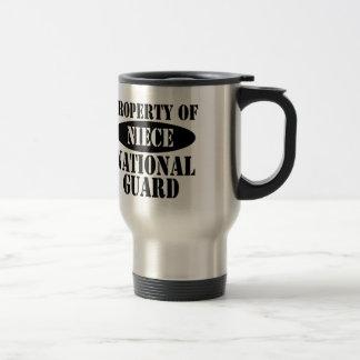 Nationalgarde-Nichten-Eigentum Reisebecher