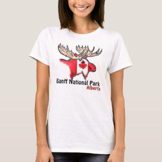 Nationalpark-Albertas Kanada Banffs T-Shirt