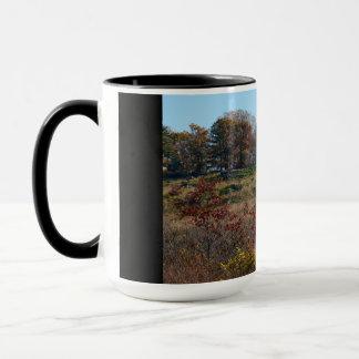 Nationalpark Gettysburg - große runde Spitze Tasse