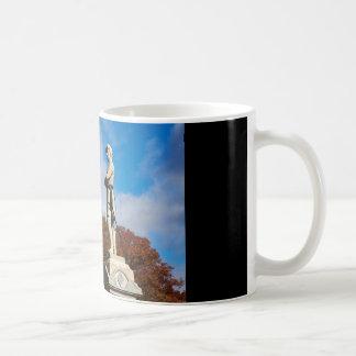Nationalpark Gettysburg - Herbstlaub Kaffeetasse